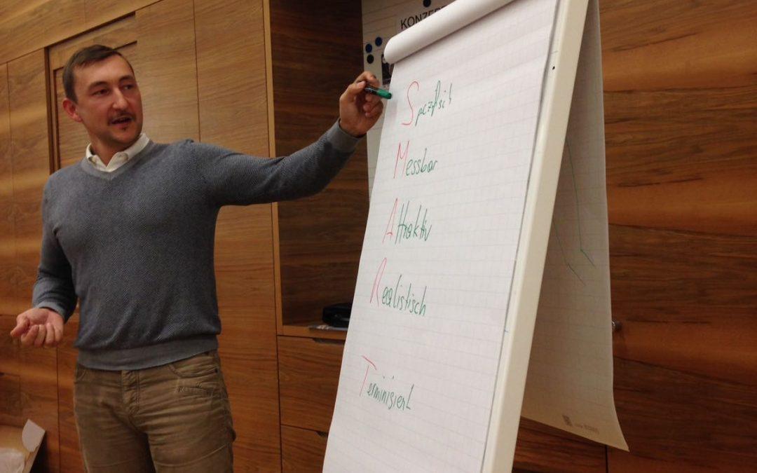 OÖBV Obmänner Workshop
