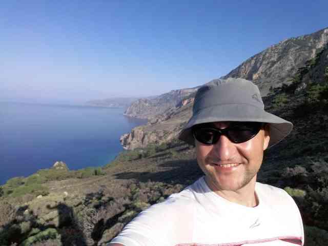 Coachingwanderung in Kreta