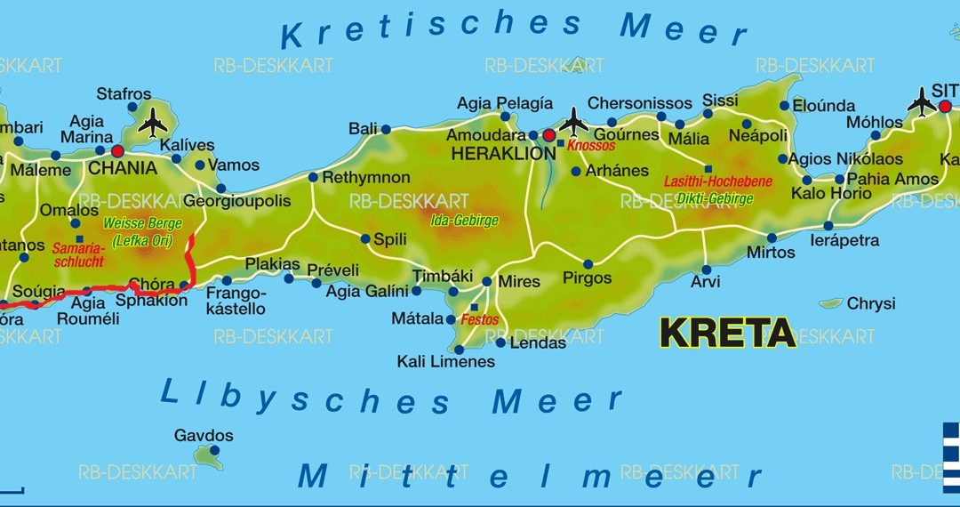 Kreta Coaching-Tour 2019