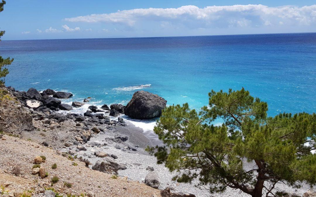 Kreta Coaching Wanderung im Mai